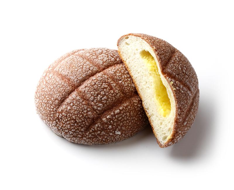 ココアメロンパン